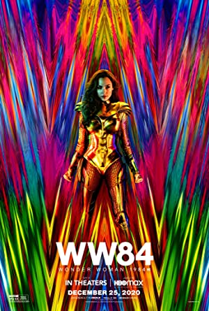 Wonder Woman 1984 izle