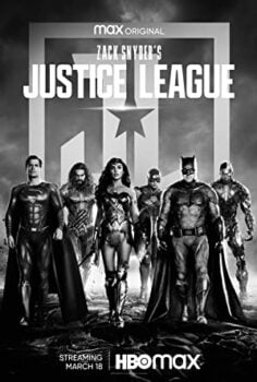 Zack Snyder's Justice League izle