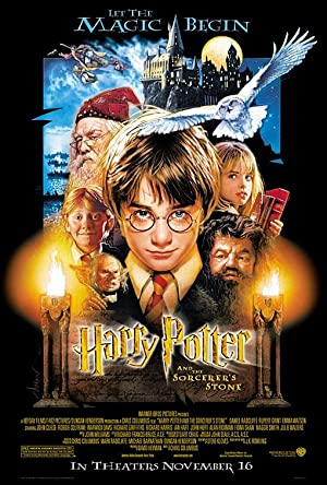 Harry Potter 1 Felsefe Taşı izle